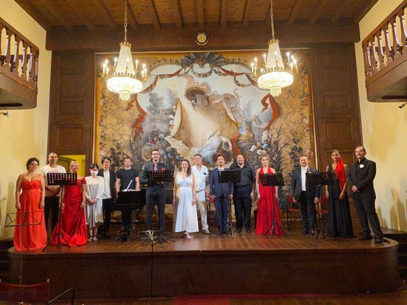 Gala dei Vincitori e Finalisti del 1° Concorso SOI Fiorenza Cedolins